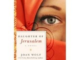 Book review & giveaway:  daugher of jerusalem by joan wolf