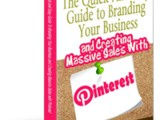 Book review sunday- The Quick and Easy Guide to Branding Your Business and Creating Massive Sales with Pinterest
