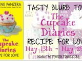 Book review:  the cupcake diaries:  recipe for love by Darlene Panzera
