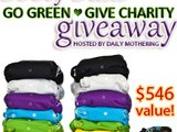 Booty buns cloth diaper giveaway event