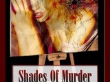 Sunday book title:  shades of murder by