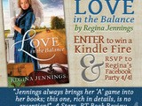 Win a Kindle Fire from @ReginaJennings and rsvp for 4/4 Facebook Party