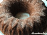 Apple cider donut cake