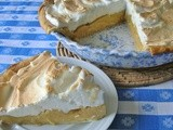 Creamy butterscotch pie