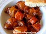 Crock pot italian stew