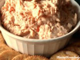 Easy pimento cheese spread