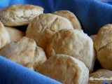 Fluffy cream biscuits – 3 ingredients
