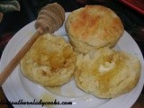 Mashed potato biscuits