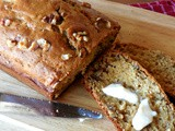 Nutmeg bread, old fashioned recipe