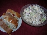Tasty turkey salad