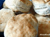 Whipped cream biscuits – 2 ingredients