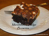 Marshmallow Fudge Brownies