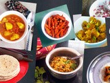 7 Indian Menu Ideas for Vegetarians