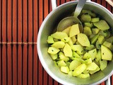 Chayote Stew – The Easiest Chow Chow Recipe