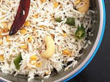 Coconut Rice: Lunchbox Recipe