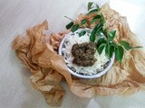 Curry Leaves and Poppy Seed Chutney