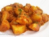 Holi-Special Potato Curry