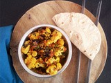 Methi Gobhi: Fresh Fenugreek and Cauliflower Curry