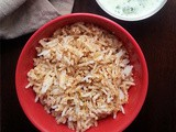 Peanut Sesame Rice: 3-Ingredient Podi Rice