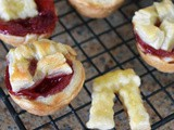 Mini-Cherry Pies for Pi Day