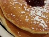 National Doughnut Day: Jelly Donut Pancakes at ihop