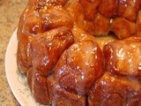 Overnight Cinnamon Monkey Bread