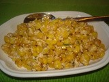 Mexican Street Corn with Chipotle