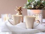 A Very Veggie Xmas: Creamy Vegan Eggnog Mocktail | Nut-free Recipe