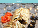 A Very Veggie Xmas: Maple Parsnip & Chestnut Wellington | Vegan
