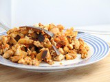 Spicy Tofu Scramble | Vegan