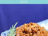 Sun-dried Tomato & Lentil Bolognese + a NuCasa Giveaway