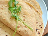 Corn & wholewheat Mexican tortilla | Foolproof plan ahead recipe