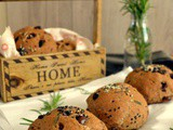 Olive bread rolls