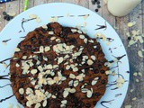 Vegan Skillet Cookie