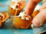 Apple Pie and Pumpkin Pie Jello Shots [#video]