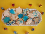 Lemon Sugar Cookie Recipe for Chanukah by Carol