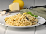 Browned Butter Lemon Spaghetti