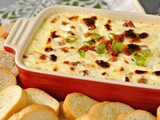 Cheesy Bacon Dip