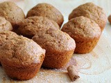 Cinnamon Molasses Muffins