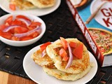 Ecuadorian Potato and Cheese Patties & a Cookbook Giveaway
