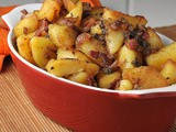 Fried German Potato Salad