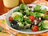 Grilled Corn Dressing & #WhatAGrillWants