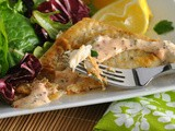Sauteed Flounder and Spicy Remoulade