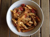 Skillet Baked Ziti with Sausage ~ Guest Post by a Taste of Home Cooking