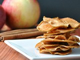 Spiced Apple Chips