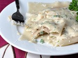 Turkey and Cranberry Ravioli