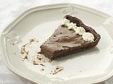 Mexican Chocolate Pudding Tart [Secret Recipe Club]