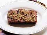 Eggless Banana Bread with Dark Chocolate and Peanut Butterchips