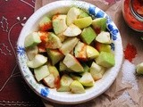 Guava and Lady Apple Salad