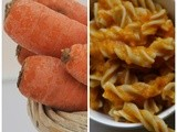 Compromise and Carrot Pasta Sauce